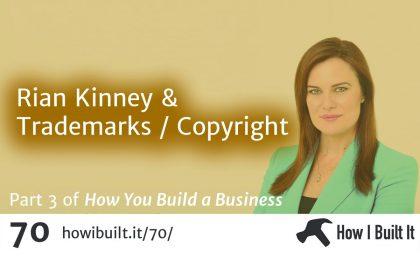 Rian Kinney & Trademarks/Copyright